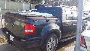 Ford Explorer Sport Trac Pickup Truck