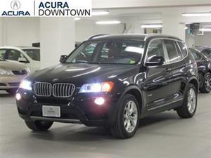 BMW X3 xDrive28i/Tech/Premium Pkg/Navi/Pano Roof/Rear