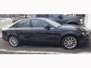 Audi A4 Progressiv Quattro