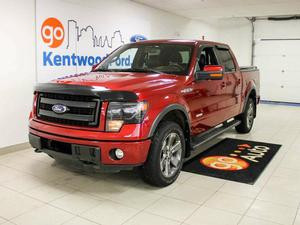 Ford F-150 FX4 Ecoboost! Leather, NAV, Moonroof!!!
