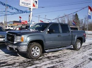 GMC Sierra  SLE CREW CAB 4X4 Z71 PACKAGE !!! WE