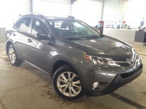 Toyota RAV4 Limited Navi, Backup Cam, Heated Seats,
