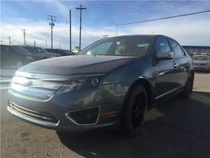 Ford Fusion SEL AWD LUXURY LEATHER ROOF SENSORS HTED