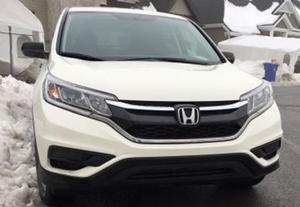 Honda CR-V LX 2WD Extended Warranty