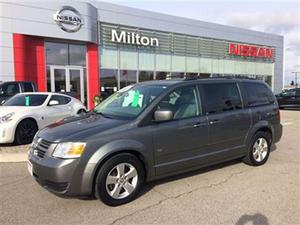 Dodge Grand Caravan SE STOW & GO
