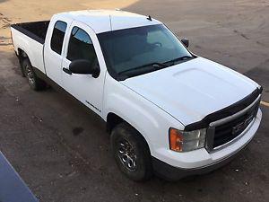GMC Sierra WD - Ext Cab