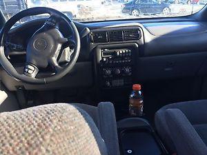 Pontiac Montana Van V6