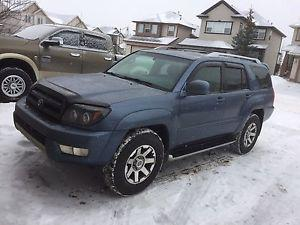 Wanted: Toyota 4Runner Limited