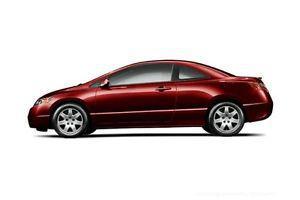 Honda Civic LX SR 4 cylinder, automatic, power locks