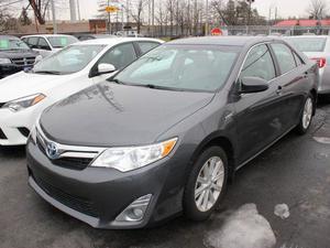 Toyota Camry Hybrid XLE HYBRID