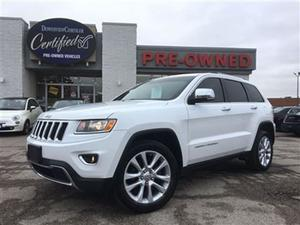 Jeep Grand Cherokee Limited..$220 b/w+hst..$0