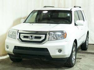 Honda Pilot Touring 4WD Navigation, TV/DVD, 8 Passenger
