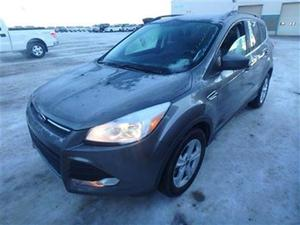 Ford Escape SE AWD WITH LEATHER & NAVIGATION