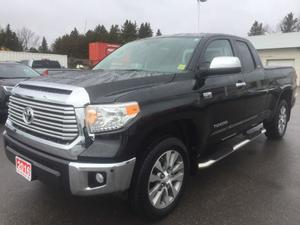 Toyota Tundra LTD Double Cab DOUBLE CAB LIMITED!