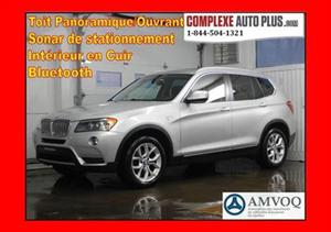 BMW X3 xDrive28i *Toit pano. Cuir, Mags