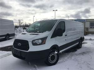 Ford Transit T- LOW ROOF  GVWR