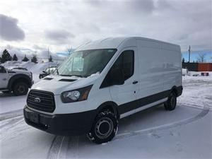Ford Transit T- MED ROOF  GVWR