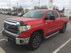 Toyota Tundra DOUBLE CAB TRD!
