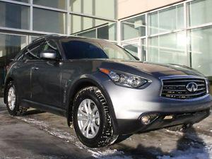 Infiniti FX35 AWD/LEATHER/HEATED FRONT SEATS/BACK UP
