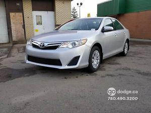 Toyota Camry LE/ BLUETOOTH/ PREMIUM AUDIO WITH CD