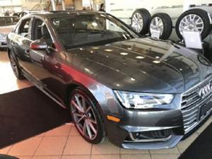 Audi A4 A4 Technik