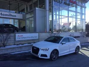 Audi A3 Audi A3 Progressiv S-Line, Navigation, Rearview