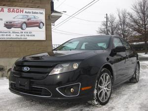 Ford Fusion  Ford Fusion V6 AWD LOADED 83km !!