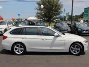 BMW 3 Series Touring Wagon 328d xDrive AWD w/Premium &