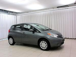 Nissan Versa INCREDIBLE DEAL!! NOTE SV 5DR HATCH w/
