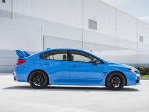 Subaru Impreza 4dr STI Man Hikari Edition