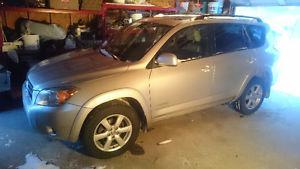 Toyota RAV4 Utility SUV, Crossover