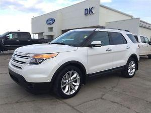 Ford Explorer Limited AWD Adaptive Cruise to Heated
