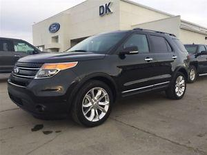 Ford Explorer Limited AWD w/Leather, Park Assist,