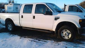 Ford F-250 XL SD Crew Cab - $ PRICED TO SELL