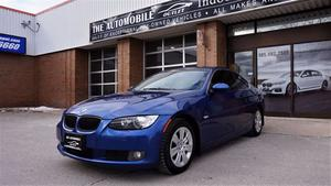 BMW 3 Series 328 xDRIVE COUPE 3 SERIES NO ACCIDENT