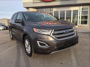Ford Edge SEL SEL - Sunroof, AWD, Heated Seats