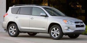 Toyota RAV4 AWD LIMITED Leather, Heated Seats, Sunroof,