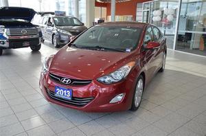 Hyundai Elantra LTD LTD | NAVIGATION | SUNROOF |