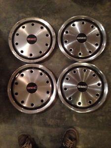 Gmc truck hubcaps