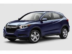 Honda HR-V EX-L AWD CVT