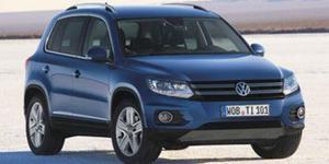 Volkswagen Tiguan 4MOTION 4dr Auto Trendline