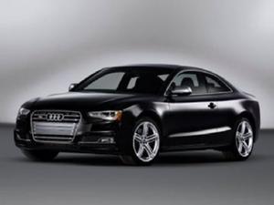 Audi S5 Technik Quattro