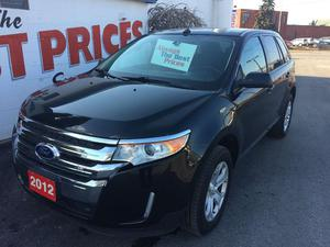 Ford Edge SEL AWD, NAVIGATION, SUNROOF, LEATHER