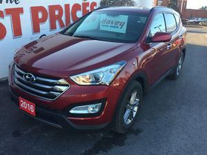 Hyundai Santa Fe 2.4 Premium AWD, HEATED SEATS, BACK UP