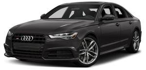 Audi S6 4.0T quattro 7sp S tronic