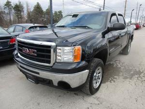 GMC Sierra  READY TO WORK SLE MODEL 6 PASSENGER