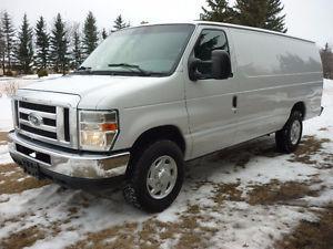 Ford Econoline E-350 EXTENDED Cargo Van...FULLY
