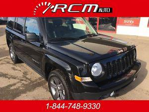 Jeep Patriot 4x4 4dr High Altitude w/ LEATHER & SUNROOF
