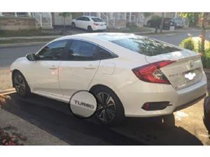 Honda Civic 4dr CVT EX-T