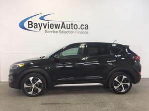 Hyundai Tucson - AWD! TURBO! HEATED LEATHER! PANOROOF!